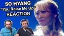 So Hyang - You Raise Me Up Singers Reaction