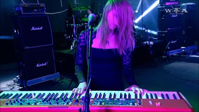 Myrkur - Den lille piges død (live) ᴴᴰ