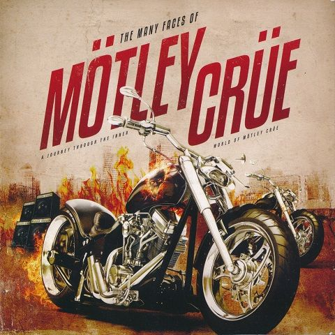 Various Artists - The Many Faces Of Motley Crue - A Journey Through The Inner World Of Motley Crue