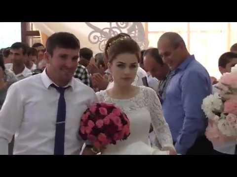 Руслан и Сакинат Даргинская свадьба