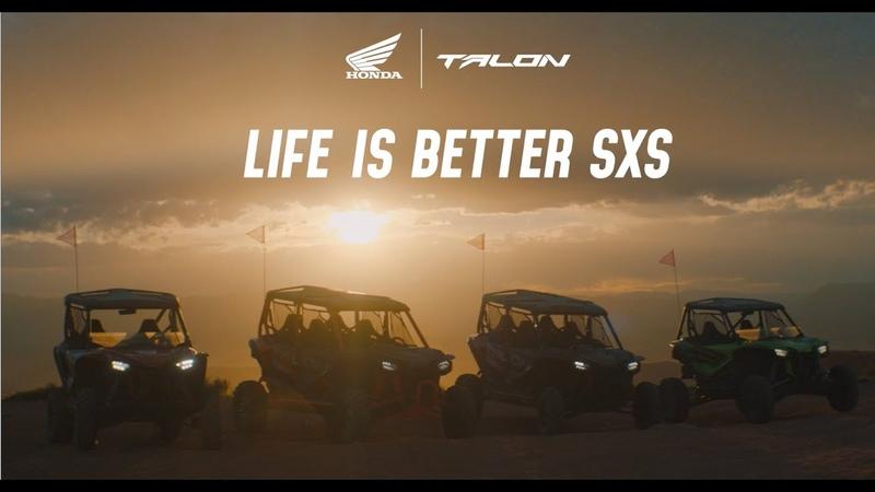 Honda Talon and Talon 1000X-4 - The Family Just Got Bigger