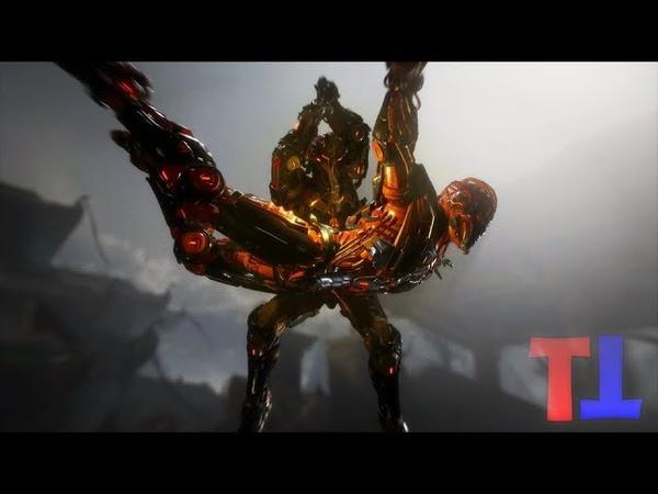 Cyber Raiden vs Cyber Shao Kahn - Mortal Kombat 11 Mod