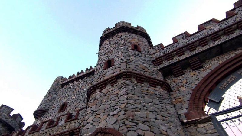 Танаис - Замок, Ростов-на-Дону (конец января 2020г)✅