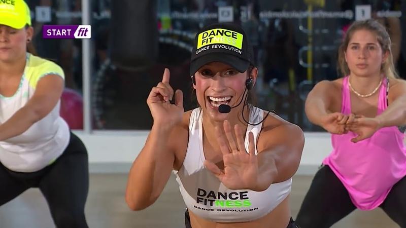Rutina de ejercicios sin pausa 21 clase DANCE FITNESSyoutube com