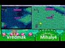 DF Boss rush 2015 Water Level Rush p2 Vredmak v Mihaly4