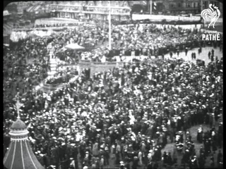 Prince Of Wales Returns (1922)