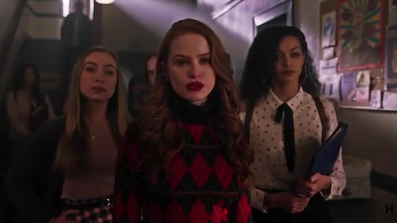 Riverdale girls bad guy