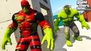Как Дэдпул стал Халком в Гта 5 моды? Обзор мода в Gta 5 mods видео игры