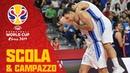 Scola Campazzo magic helps Argentina eliminate Serbia