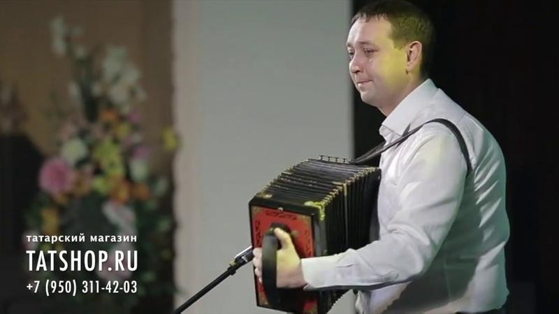 Наиль Сагдиев тальян гармунда Халык көйләренә тезмә