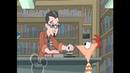 Финес и Ферб Библиотекарь