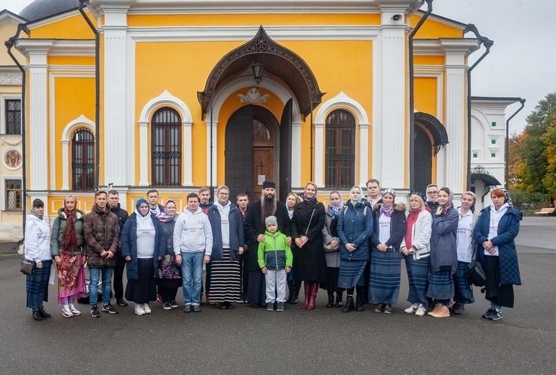 В Чехове подготовились ко дню памяти преподобного Давида Серпуховского