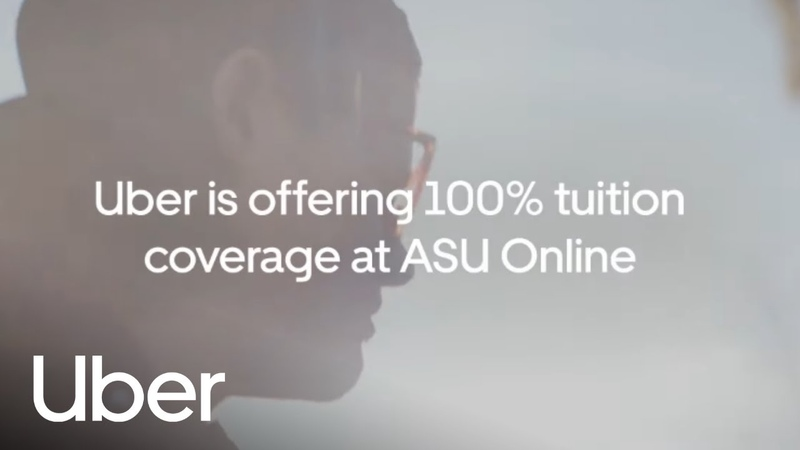Take Your Seat The Road Is Yours Uber ASU Online Uber
