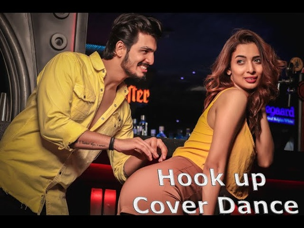 Hookup Dance cover Presented By Heena Panchal Ft Varun Soni