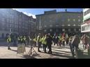 Malmo Yellow Vest Rally