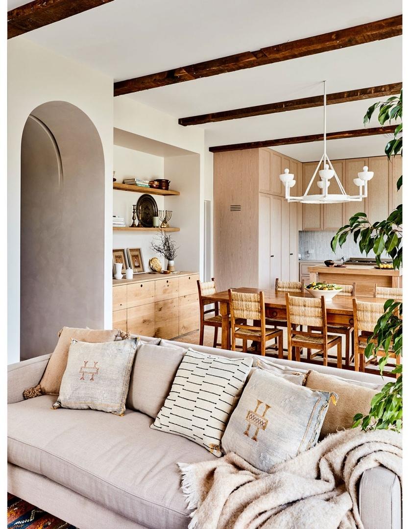 Семейная резиденция, где встретились стили Марокко и Мальорки
