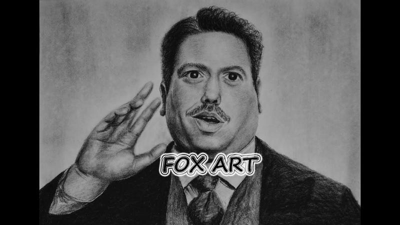 Якоб Ковальски Jacob Kowalski Фантастические твари Fantastic beasts Fox Art