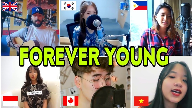 BLACKPINK(블랙핑크) - 'Forever Young' WHO SANG IT BETTER (uk,korea,vietnam,philippines,canada,indonesia)
