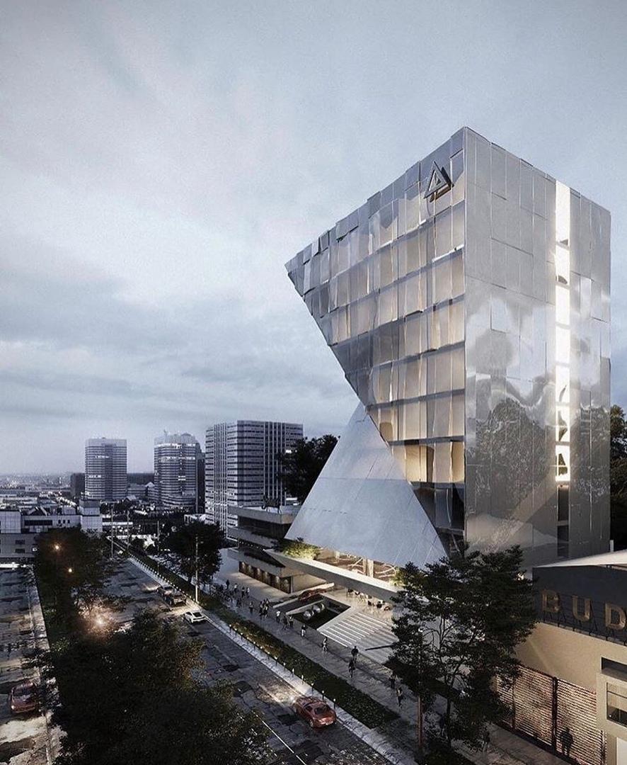 Hotel Design by Creato Arquitectos