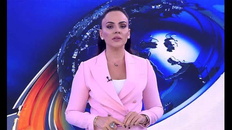 Buket Aydınla Kanal D Haber - 31.10.2019 -02