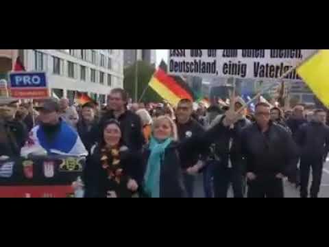 Nationalfeiertag Deutschlands 2019 in Berlin