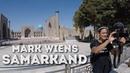 Mark Wiens in Uzbekistan - Samarkand. Узбекистан. Самарканд. 2018. Равшан Ходжиев