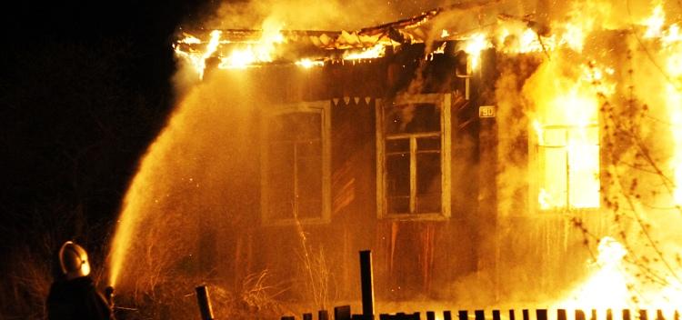 На территории Брестской области зарегистрировано 2 пожара