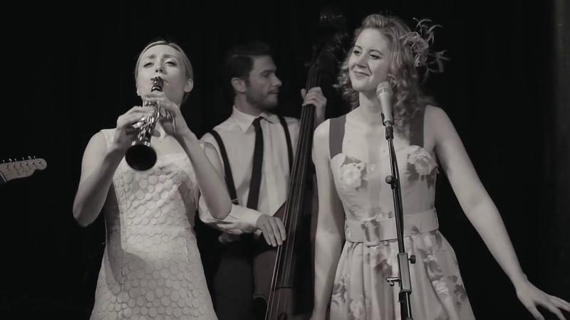 Hetty the Jazzato Band - Tu Vuo' Fa' L'Americano (Renato Carosone cover)