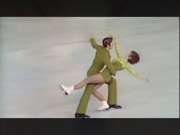 British Ice Dance The Golden Age