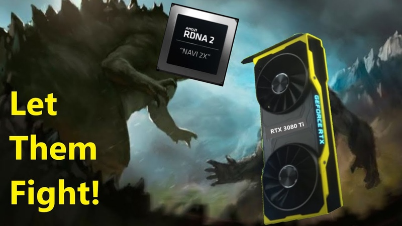 RDNA 2 beats Nvidia Turing but Ampere is coming for AMD