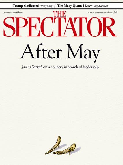 2019-03-30 The Spectator