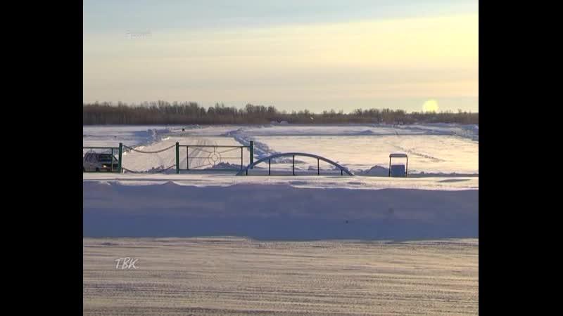 На зимниках Колпашевского района вырос тоннаж