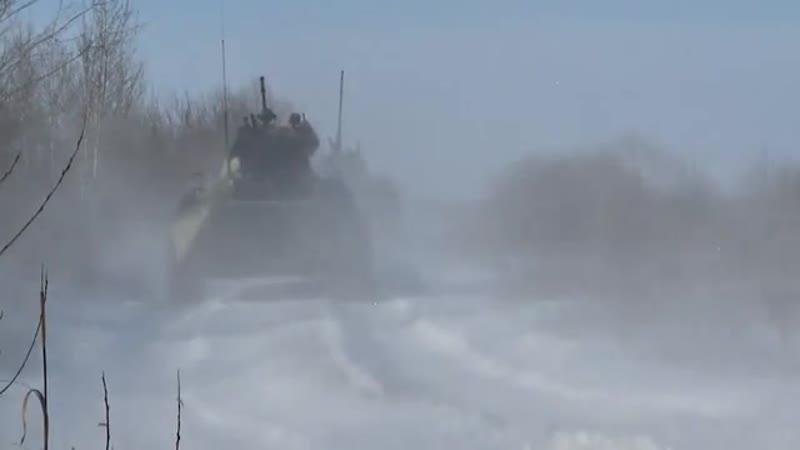 Морпехи опробовали в деле новейшую экипировку Ратник-3К