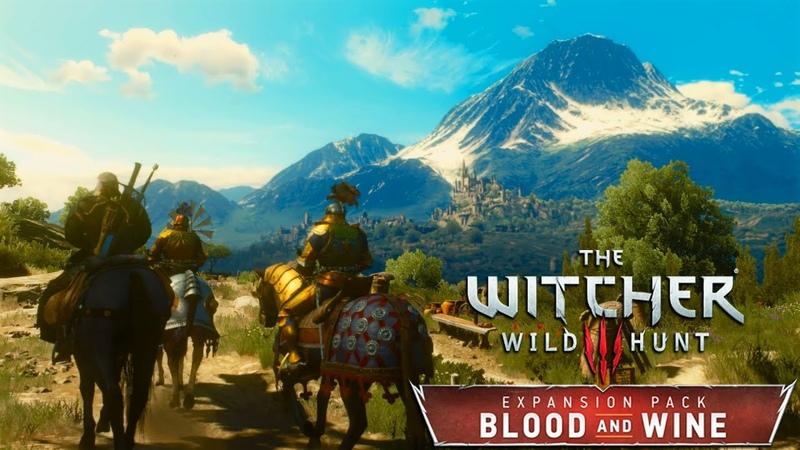 The Witcher 3 DLC Blood and Wine 69 ⇆ ПРИЗЫВ О ПОМОЩИ