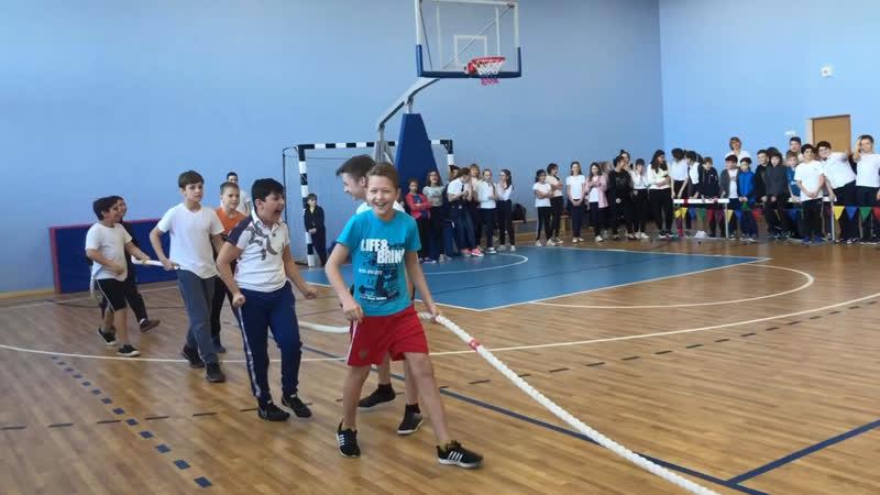 Соревнования 19 02 20 в МАОУ СОШ 15
