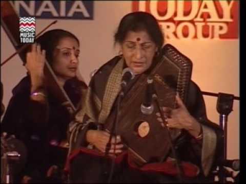 Raga Yaman Kishori Amonkar Live in Concert Swar Utsav 2003