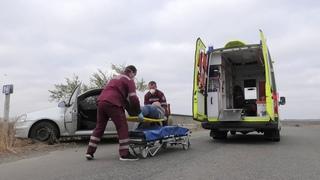 Проведение практических действий по отработке спасательно- восстановительных работ