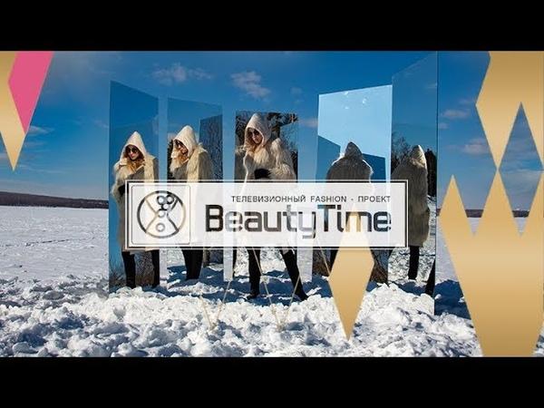 BACKSTAGE с фотосессии новой коллекции ENSO осень зима 19 20