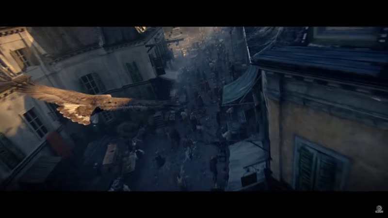 Assassin's Creed Unity | Ребят, будете яблоко?