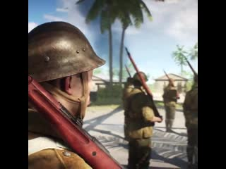 Тизер трейлера 5 главы Battlefield V
