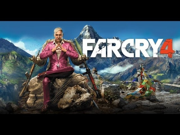 Far Cry 4: J2 Feat Blu Holliday - I Will Survive (Beautiful landscapes Kyrat))