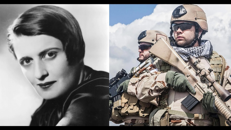Ayn Rand reads the Navy Seals Copypasta Speech Synthesis