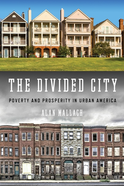 Divided City, The - Alan Mallach