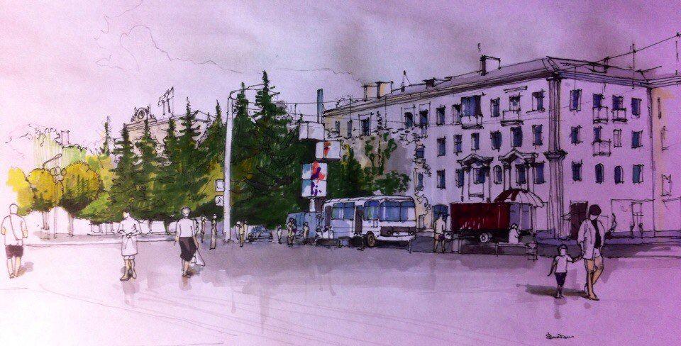 Мой город Комсомольск-на-Амуре