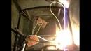 220в ШИМ диммер на ардуино, печь для прокалки электродов 1