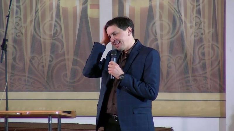 Емоційний інтелект - Юрій Бондаренко | Вечірнє Богослужіння | 03.05.2019