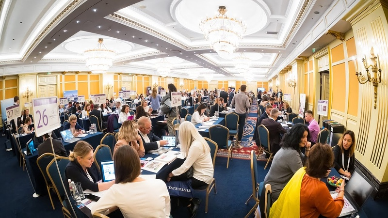 V International MICE Geography Show Russia 2019 @ The Ritz-Carlton, Moscow Double Space hall