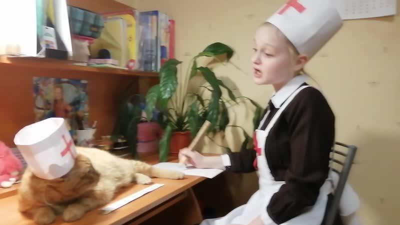 Шеховцова София. Дарят нам надежды белые одежды