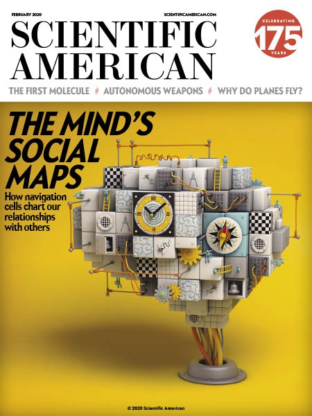Scientific American 02.2020