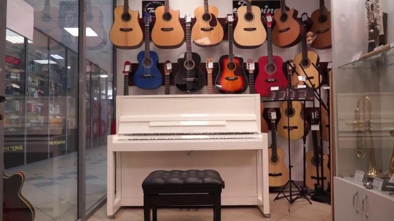 MUSIC-SALON - Музыкальный салон пианино и рояли, официальный дистрибьютер марки FEURICH и ELISE